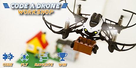Mako create – code a drone - session 2 tickets