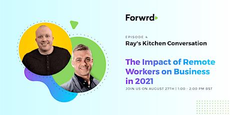 Ray's Kitchen Conversations Episode 4 tickets