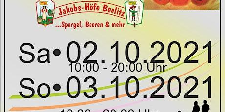 22. Schöneberger Kürbisfest Tickets