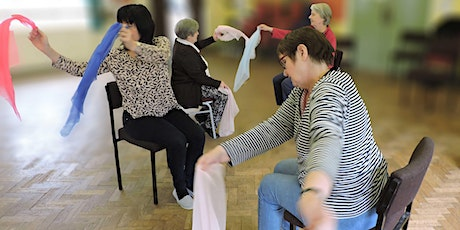 Let's Dance - live at Manchester Museum for ages 50+ tickets