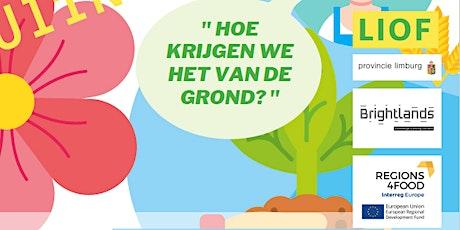 Living-labs Agro & Digitale Innovatie Hubs DIH Limburg tickets
