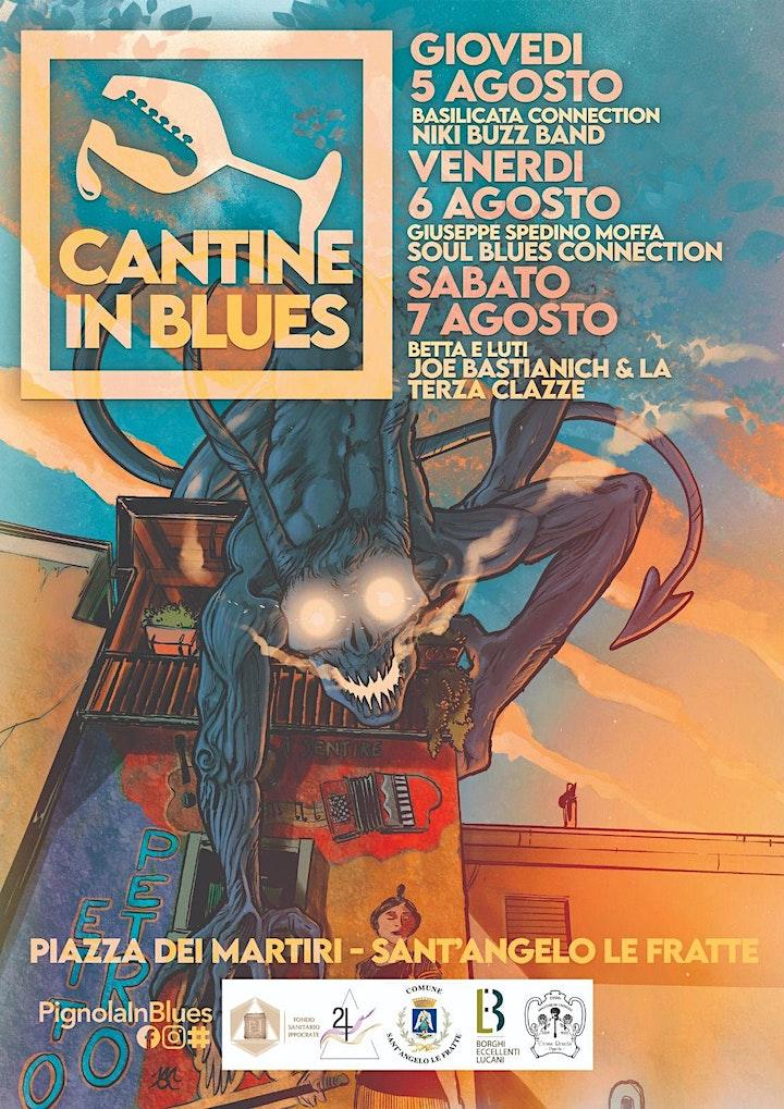 Immagine Cantine in Blues 2021
