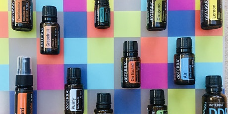 A simple Introduction to Essential Oils for Health and Well-Being tickets