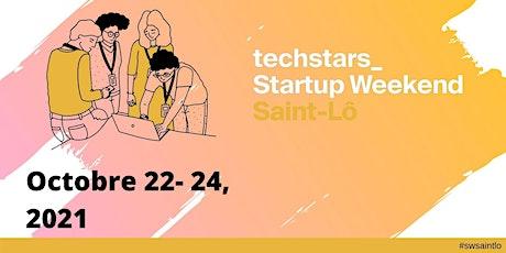 Techstars Startup Weekend Saint-Lô 2021 billets