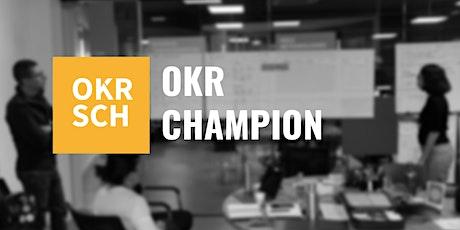 Curso de OKR Champion - Certificado por Sngular - 17ª Convocatoria entradas