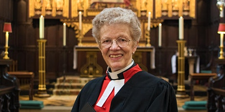 A Service of Thanksgiving for the life of The Revd Canon Jane Sinclair tickets