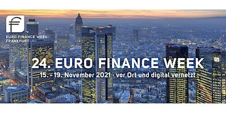 EURO FINANCE WEEK 2021 Tickets
