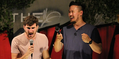 After Work - FREE STAND-UP COMEDY Show in English - JOKE WARS #14 tickets