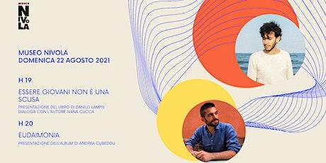 Danilo Lampis + Andrea Cubeddu | presentazione libro + concerto biglietti