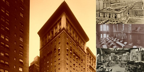 'New York's Club Row: The Private Social Clubs of 44th Street' Webinar tickets