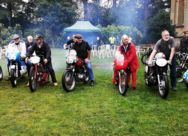 Papplewick Pumping Station & Classic Motorcycles, August 29th-30th image