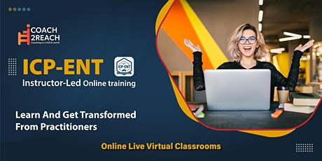 ICAgile ICP-ENT-Agility In The Enterprise Online BootCamp | Weekend tickets