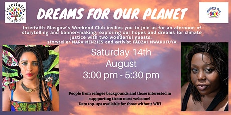 Dreams For Our Planet tickets