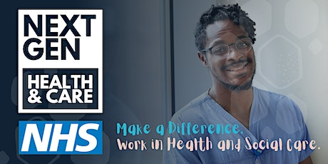 Get a job in the NHS  across Norfolk and Waveney! tickets