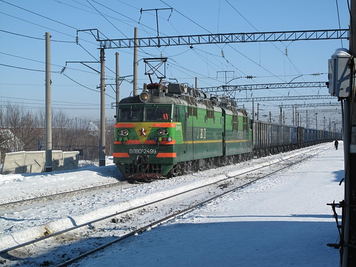 Virtual Tour along the Trans-Siberian Railway image