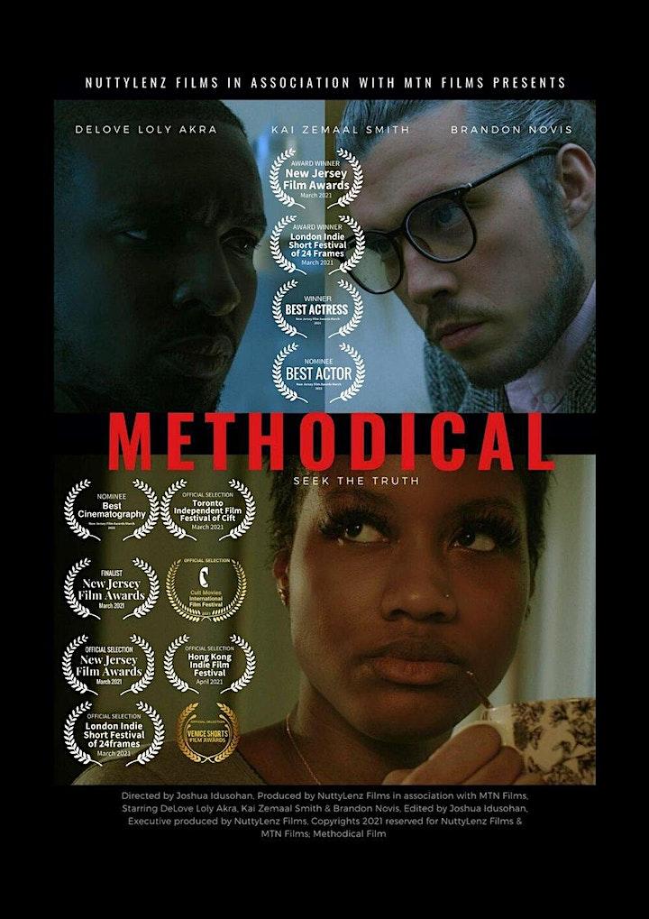 'METHODICAL' 24-hour screening event image