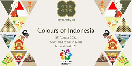 Colours of Indonesia tickets