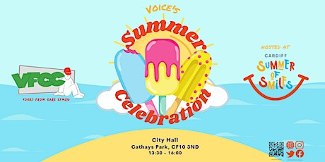 Voices From Care's Summer Celebration hosted by Cardiff Summer of Smiles tickets