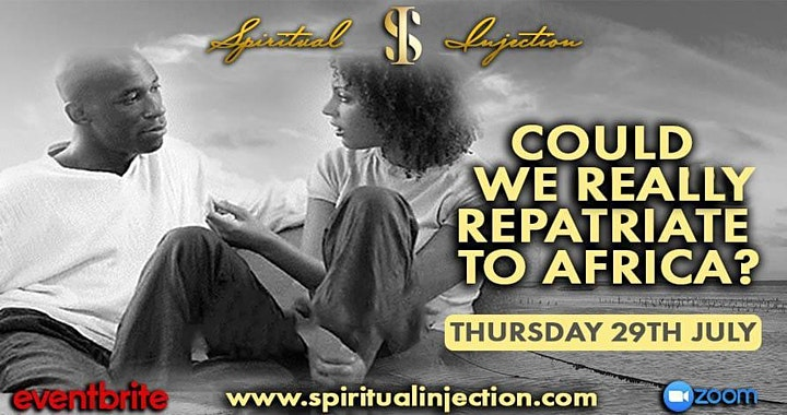 The Spiritual  Injection - 29th July 2021 image