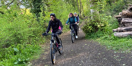 Group Bike Ride - Two Lakes in 5miles - Beginners tickets