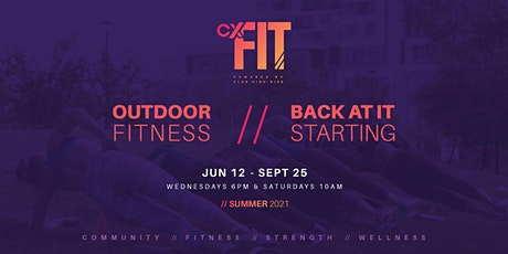 CX Fit - OpenGym Circuit with Tim Khanoyan tickets