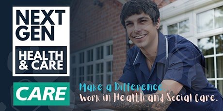 Get a job in Social Care  across Norfolk and Waveney! tickets