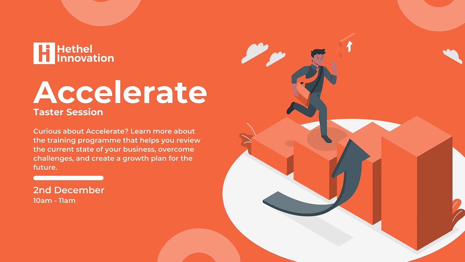 Accelerate: Taster Session