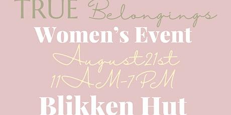 True Belongings Women's Conference tickets