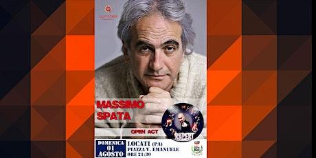 Massimo Spata - Open Act Rupert biglietti