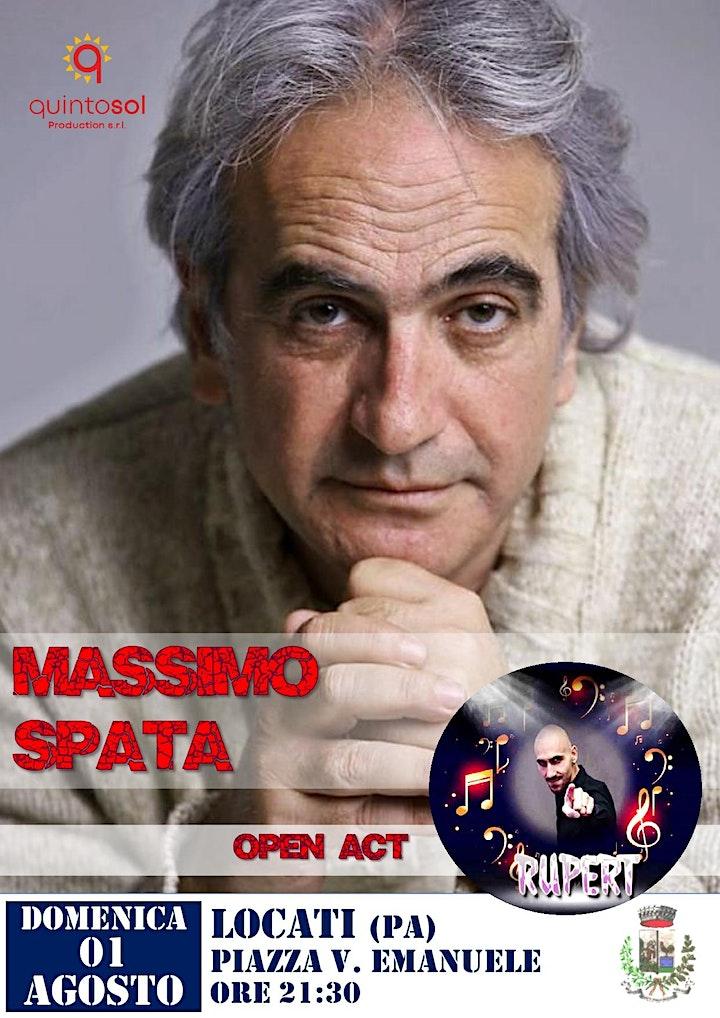 Immagine Massimo Spata - Open Act Rupert