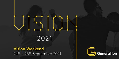 Generation Church Planting Vision Weekend tickets