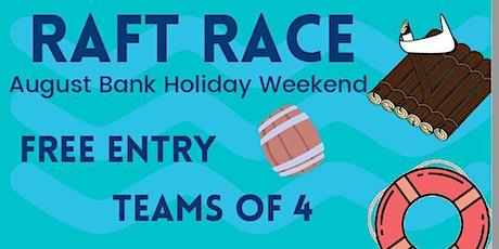 Stratford Parks Raft Race tickets