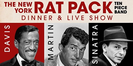 THE RAT PACK DINNER & SHOW tickets