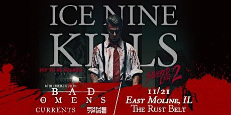 Ice Nine Kills - Hip to Be Scared: Severed Leg 2 tickets