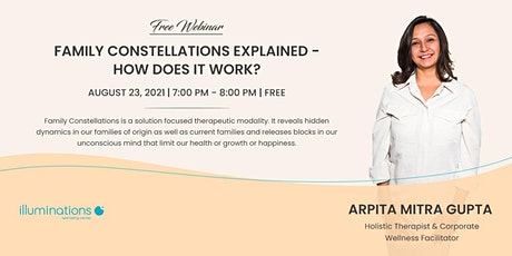 Free Webinar: Family Constellations Explained – How Does It Work? tickets