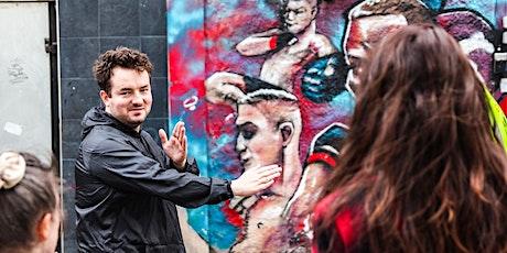Alternative Dublin: Dublin Street Art Tour tickets