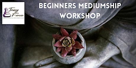 02-10-21 Psychic Development; Beginners Mediumship tickets