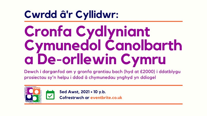 Meet the Funder: Mid and South West Wales Community Cohesion Fund image