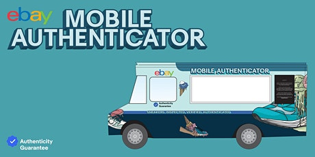eBay Sneakers Mobile Authenticator (Leeds, August 12th 2021) tickets