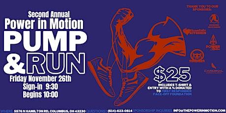Second Annual Pump & Run tickets