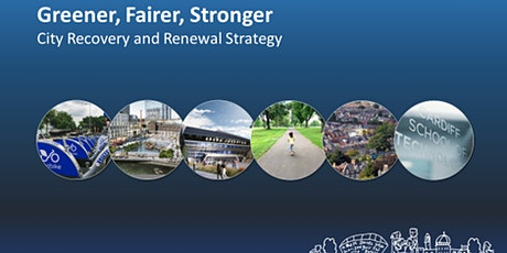 City Recovery and Renewal Strategy -Third sector engagement event tickets
