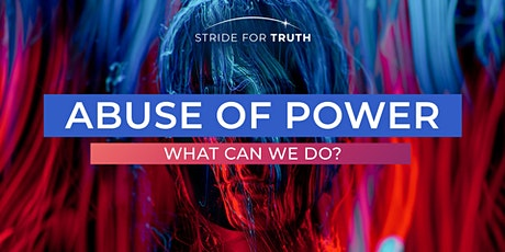 PUBLIC MEETING - The Abuse Of Power And People - What Can We Do? tickets