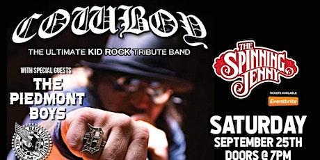 Cowboy - Kid Rock Tribute tickets