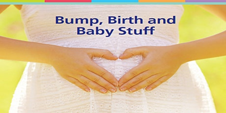 Virtual Day Bump Birth and Baby Stuff  Sandy & Biggleswade Childrens Centre tickets