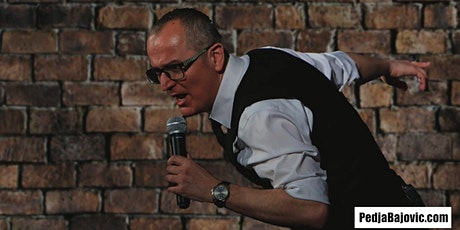 Stand-Up Comedy: The Balkan Brain (in English) Tickets