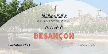 Lancement de Bouge ta Boite à Besançon billets