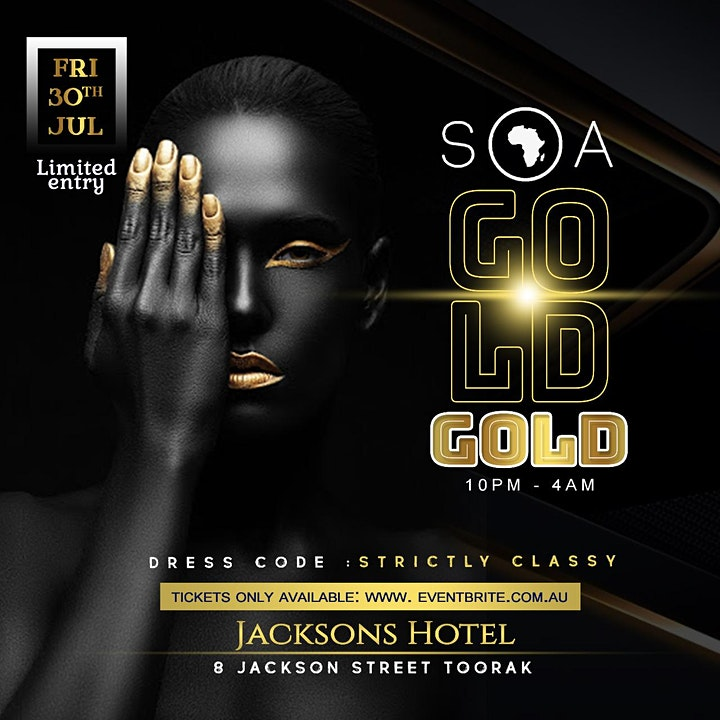 SOA GOLD CLASS PARTY image