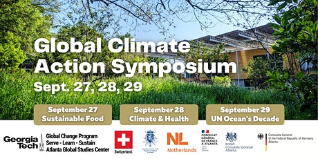 Global Climate Action Symposium tickets