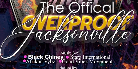The Official OVERPROOF JACKSONVILLE, FL tickets