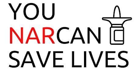 Community Narcan (Naloxone) Training tickets